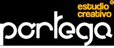 Portega Estudio Creativo Logo